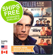 Mitty / The Watch / There's Something About Mary / Dodgeball, Ben Stiller