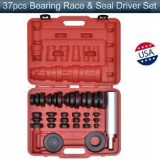 37 pcs Bearing Race and Seal Driver Set Automotive Bushing Installer Remover Kit