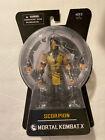 "Mezco Toyz Mortal Kombat X: Scorpion 6"" inch figure Brand New"