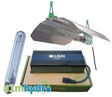 Lumii 600W Ballast Digital Complete Grow Light Kit Hydroponics