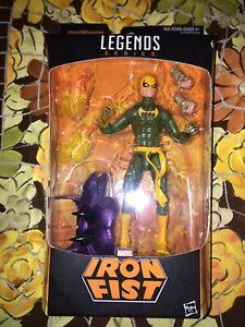 Marvel Legends Iron Fist Figure Dormammu BAF 2016 NIB