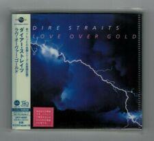 "DIRE STRAITS ""LOVE OVER GOLD"" JAPAN UHQ CD MQA UICY-40207 *SEALED*"