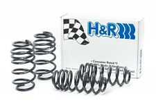 H&R SPORT LOWERING SPRINGS FOR 2008-2011 BMW 128 128i 135 135i COUPE CONVERTIBLE