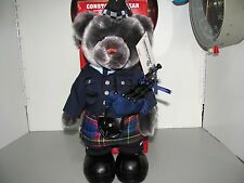 RARE Constable T Bear Edition 10, 2009 Victoria Police Pipe Band, Boxed No.06687