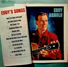 Eddie Arnold, Eddie's Songs. Lp 33 Rpm