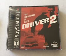 Driver 2 PS1 CIB