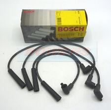 Bosch Genuino 0986356818 B818 Cable de Encendido Cables Ht Lidera Conjunto de 4 Piezas De Fiat
