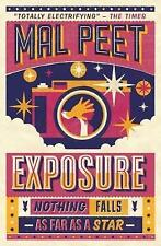 Exposure by Mal Peet 9781406367737    A12