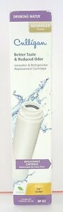 NEW IN BOX Culligan-RF-G3A-Advanced-Filtration-Refrig-Water-Filter-