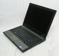 """Dell Latitude E5410 i5 560M @ 2.67GHZ 4 GB RAM 150GB HDD 14"""" SCREEN WINDOWS 10"""