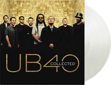 Ub40 - Collected 2lp Limited Transparent 180 Gram Vinyl Numbered