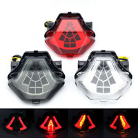 For YAMAHA YZF-R25/R3 MT-07/03/25 FZ-07 Integrated LED Tail Light Turn signals
