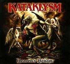 KATAKLYSM Heaven's Venom CD, 2010 Death Metal, Cryptopsy, Vader, Decapitated