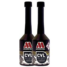 Millers Oils CVL Competition Valve Lubricant With Octane Booster 2 x 250ml