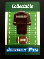 Washington Redskins Vince Lombardi lapel pin-Collectible-4 caps/shirts/jerseys