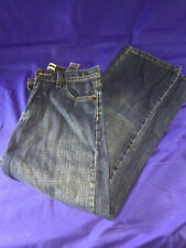 LEVI STRAUSS STRAIGHT BLUE JEANS ,SIZE 14, IN EXCELLENT CONDITION