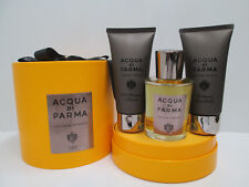 """ACQUA DI PARMA-COLONIA INTENSA"" PROFUMO UOMO 100ml SPRAY+AFTER SHAVE+GEL DOCCIA"