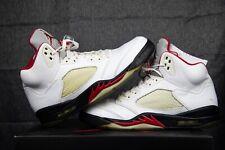 Air Jordan Retro 5 Fire Red Size 12 (2013 Release)