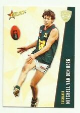 2012 AFL SELECT FUTURE FORCE TASMANIA MITCHELL VAN DEN BERG #35 CARD FREE POST