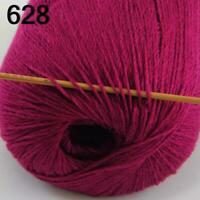 Sale Luxurious Soft 1x50g Mongolian 100%Cashmere Hand Knit Wool Crochet Yarn 28