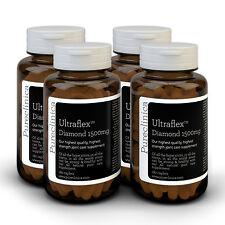 UltraFlex Diamond 1 years supply - 1500mg Glucosamine HCL 83.1% BioActive with