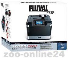 Fluval G3-Aquarium-Filter bis 300 Liter, Außenfilter mit LCD-Anzeige: A-410