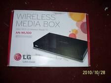 LG AN-WL100 Wirelss Media Kit for LG Wireless Ready TV