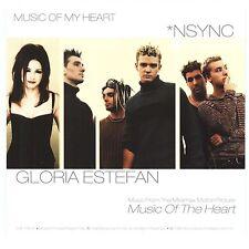 Music of My Heart N-Sync, Gloria Estefan, N Sync MUSIC CD