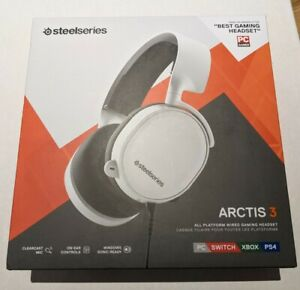 SteelSeries Arctis 3 All Platform Wired Gaming Headset