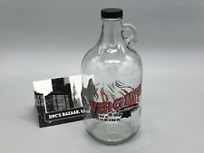 Virgil's Home Cooking Real Barbecue Growler Jug ~ Pre ~ Owned