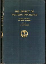 The Effect of Western Influence on Native Civilisations in the Malay Archipelago