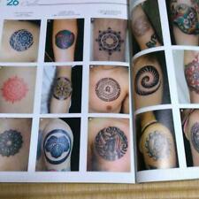 TATTOO selection Reference Photo Book Irezumi Horimono Flash design sketch MZ