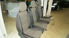Fiat Ducato 2.Sitzreihe Komplettsitzbank mit 3 einzeln verstellbaren Sitzlehnen