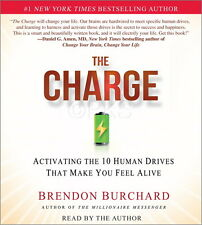 NEW 7 CD The Charge : Activating the 10 Human Drives That ...Brendon Burchard