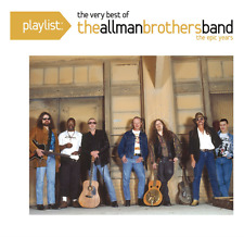 Playlist: The Best of the Allman Brothers Band (CD) • NEW • Greatest Hits, Gregg