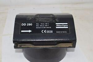 Atlas Copco general purpose air filter Model DD 280 2901-0544-00