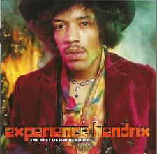 Jimi Hendrix: [Made in the EU 1997] Experience Hendrix - The Best Of         CD