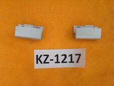 Notebook ASUS W5F Schanierabdeckungen cover Hülle R+ L #Kz-1217