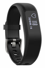 Garmin V�vosmart 3 Black Wristband Activity Tracker - Small/Medium