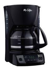 Mr. Coffee CGX7 5 Cups Programmable Coffeemaker - Black (Auto Pause)