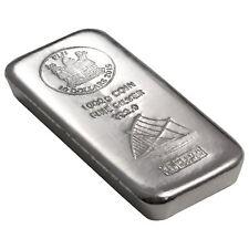 Fiji Münzbarren Silber 1 kg Silberbarren 999,9 - Spitzenpreis auf 1oz gerechnet