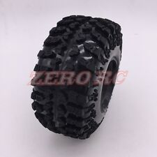 "4X 2.2"" Tires Rock Crawler SOFT Tyre 130MM For 1/10 AXIAL WRAITH TRUCK"