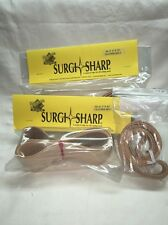 "1""x 30"" Leather Honing Strop Surgi Sharp Polishing Belt"