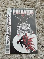 DARK HORSE HEROES Predator VS X Comic Comics VG