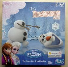 Trouble Frozen Frustration Board Game Disney B1689