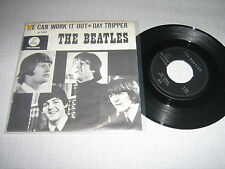 THE BEATLES 45 TOURS HOLLANDE DAY TRIPPER