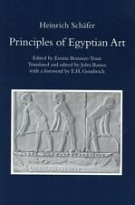 Principles of Egyptian Art (Griffith Institute Publications), Baines, John, Scha