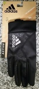 Adidas Active Lifestyle Climawarm Thermal Running Gloves Size M/L