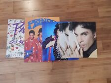 Multiple Prince Concert Programs, After Party Ticket, Fanzine and Musicology CD