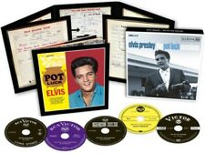 ELVIS PRESLEY - NEW FTD - Elvis: The Pot Luck Sessions' 5cd box-set